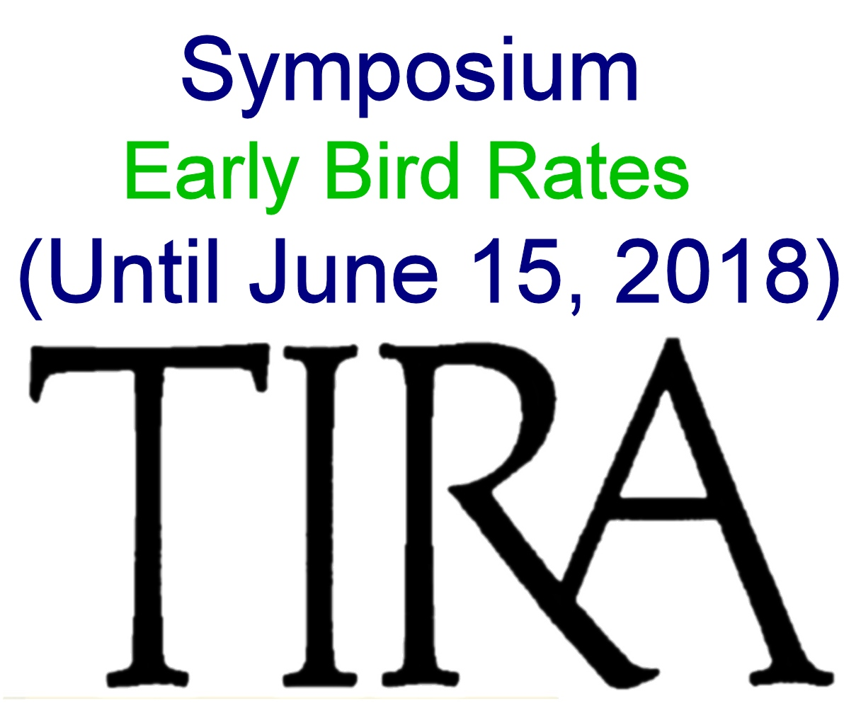 Symposium Early Bird