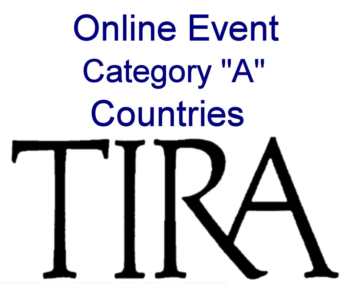 """Cat """"A"""" -  Online Event - September 2021"""